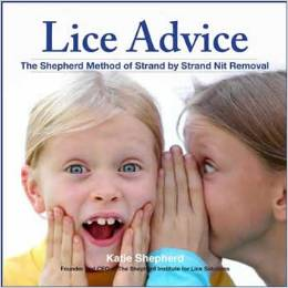 Lice Advice Book