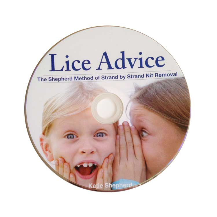 Lice Advice DVD